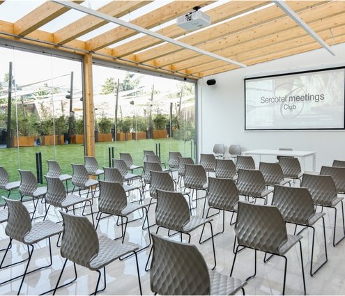 Meeting rooms - Sercotel Alcalá 611
